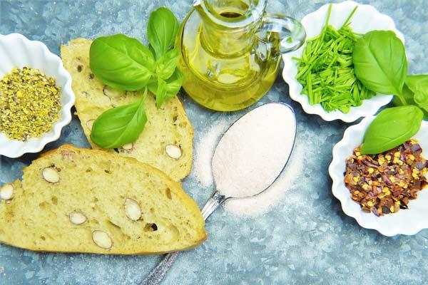 Glutenfreie Mehle als Teil der gesunden Küche