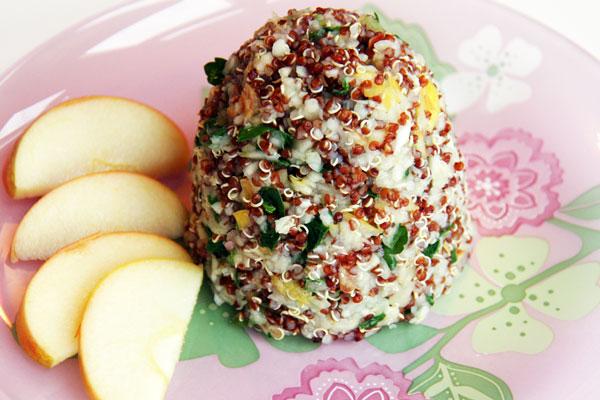 Quinoa-Tabbuleh